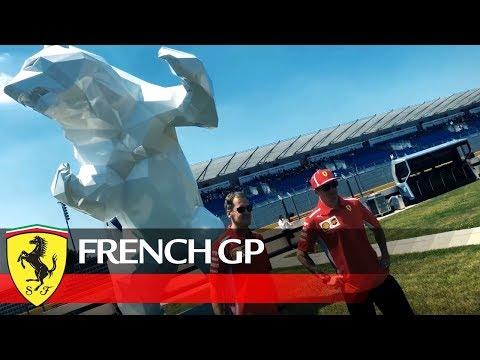 French Grand Prix - Jeux Sans Frontières