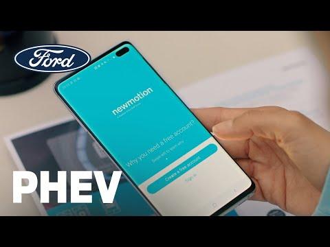 Utilizarea rețelei de încărcare NewMotion EV   Ford Romania