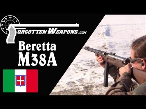 connectYoutube - Italy's Sleeper Submachine Gun: The Beretta 38A