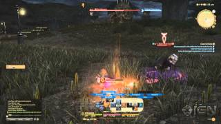 Lets Play Final Fantasy 14 on PS4 with Greg Miller and Destin Legarie - Part 3