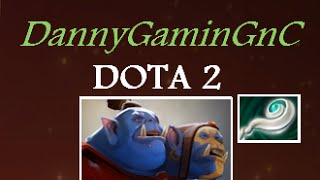 Dota 2 6.82 Ogre Magi (Mid Lane) Ranked Gameplay with Live Commentary