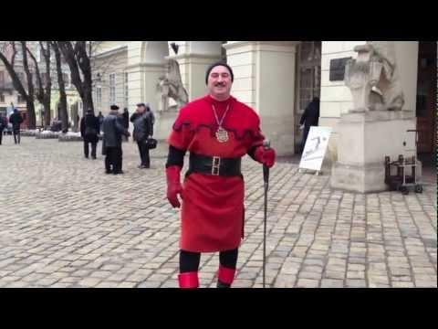 Скрябін - То Є Львів. Відеокліп (HD)