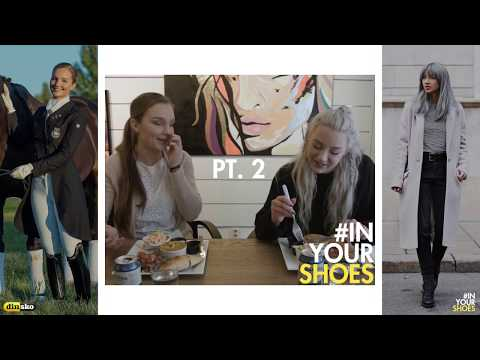 #InYourShoes: Nina Rademaekers & Madelene Billman – Episode 4