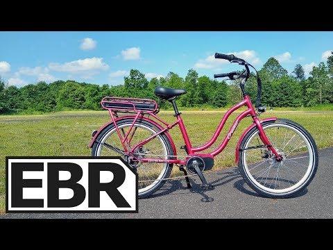 Electric Bike Technologies Electric Cruiser Bike Review - $2.6k