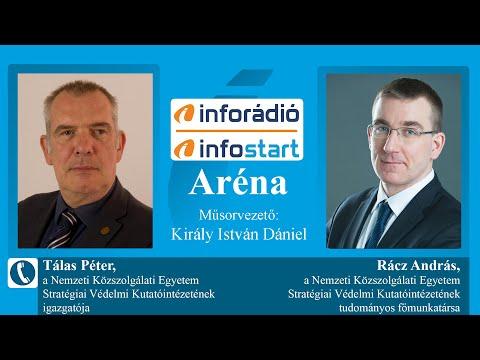 InfoRádió - Aréna - Tálas Péter és Rácz András - 2021.05.28.