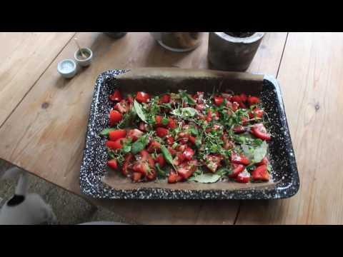 Shalony's rustic tomato soup recipe
