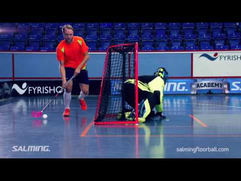 Salming Floorball Academy: Stopping In Zone Play
