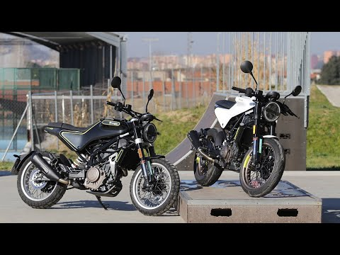 Motosx1000: Test Husqvarna SvartpIlen & Vitpilen