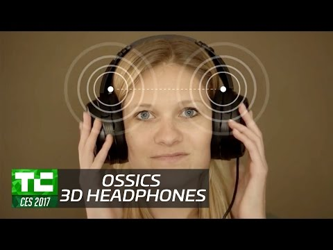 Experience immersive 3D audio with the Ossic X Headphones