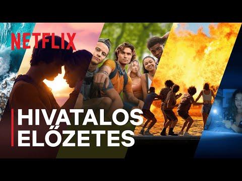 Outer Banks 2. | Hivatalos előzetes | Netflix