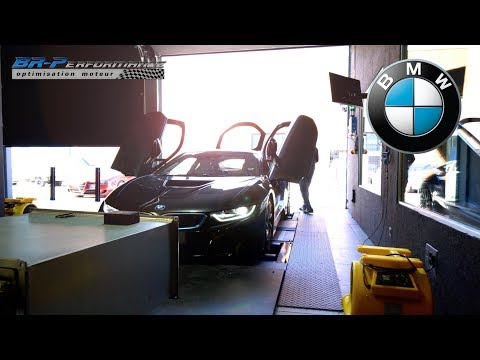 BMW i8 Stage 1 By BR-Performance