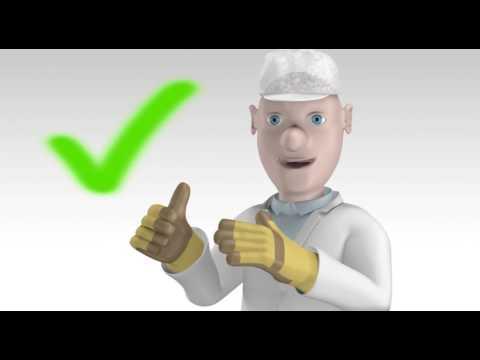 Sicherheitsvideo Tiefziehverpackungsmaschinen