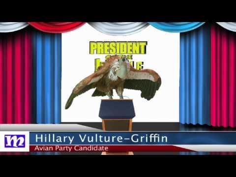 Vulture's Speech   President of the Jungle 2017   MMNN Newsbreak   Many Miniatures Theater