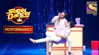 "Sonali और Abir ने किया ""Sapna Jahan"" पे Blind Act 