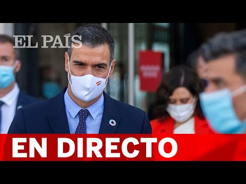 DIRECTO #CORONAVIRUS   Pedro SÁNCHEZ presenta el plan de recuperación económica de COVID