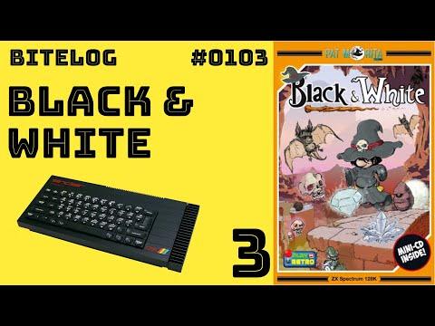 BITeLog 0103.3: Black & White (ZX SPECTRUM)