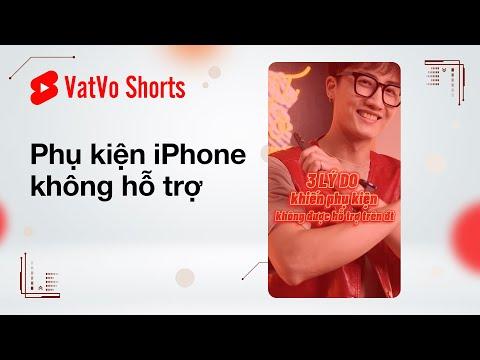 Lý do phụ kiện iPhone của bạn không được hỗ trợ #shorts