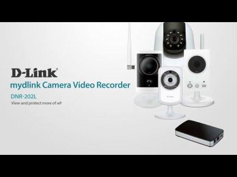 mydlink Camera Video Recorder DNR-202L