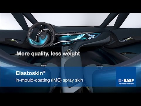 Lightyears ahead. Minimum weight, maximum possibilities with PU for automotive surfaces