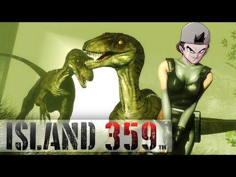 ME PIERDO POR DINO CRISIS || Island 359 VR