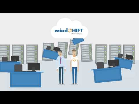 Reduce IT Spend & Worry with mindSHIFT's Cloud Services