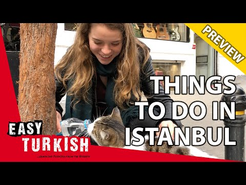 13 things you MUST DO when you visit Istanbul (PREVIEW) | Easy Turkish 24 photo