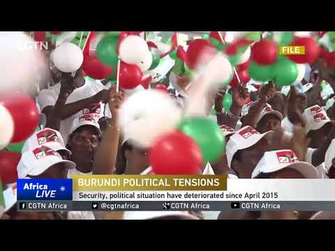 UN: Burundi opposition refuses to attend negotiations