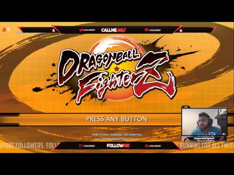 DRAGON BALL FIGHTERZ BETA (PS4) FIRST TRY! + GIVEAWAY