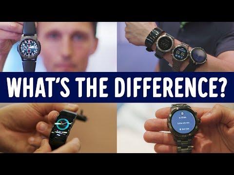 Aktivitetsmålere, sportsklokker og smartklokker – hva er forskjellen?