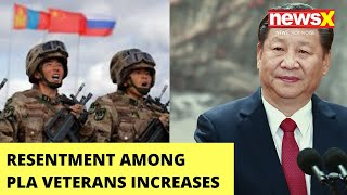 Resentment grows in PLA veterans against CCP | NewsX - NEWSXLIVE