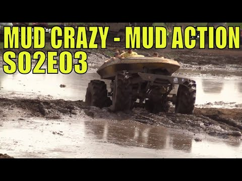 MUD CRAZY MUD ACTION VOL 07