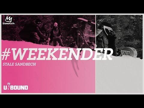 #WEEKENDER - Stale Sandbech