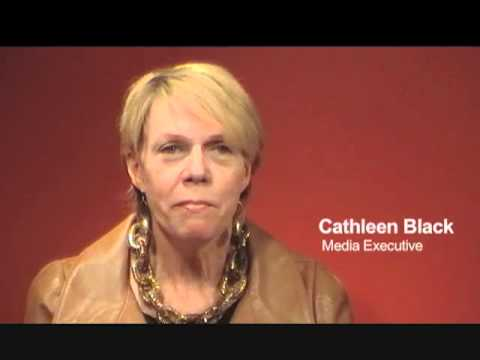 Cathleen Black: Advice for Students