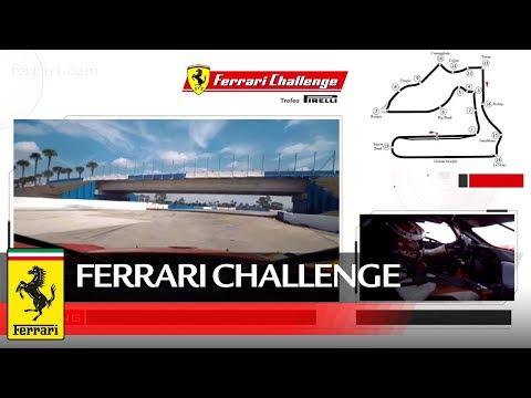 488 Challenge - Onboard Sebring International Raceway