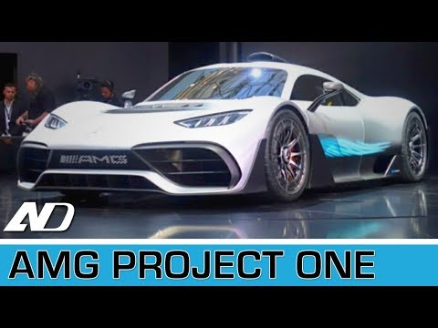 Mercedes-Benz AMG Project ONE - Frankfurt Auto Show 2017