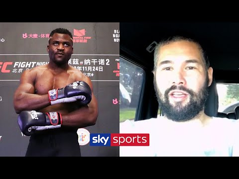 Tony Bellew believes Francis Ngannou stands ZERO chance in a boxing ring vs Dillian Whyte! ❌ 3