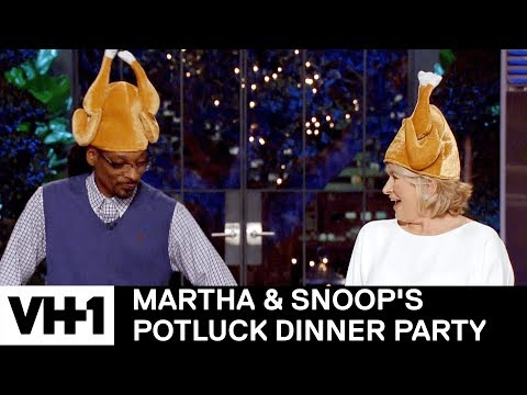 Best of Martha & Snoop: Season 1's Host Moments | Martha & Snoop's Potluck Dinner Party