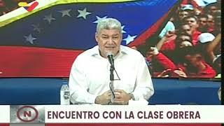 Presidente Maduro en encuentro con la clase obrera, 29 octubre 2020