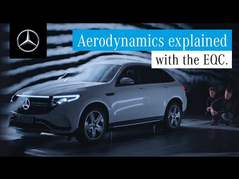 Inside the Wind Tunnel: Aerodynamics of the EQC