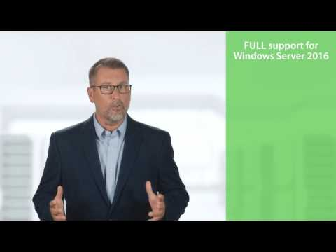 What's new in Veeam Availability Suite 9 5