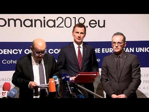 Европа - Иран: как обойти санкции США? photo