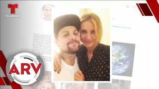 Cameron Díaz anuncia llegada de su primera bebé   Al Rojo Vivo   Telemundo