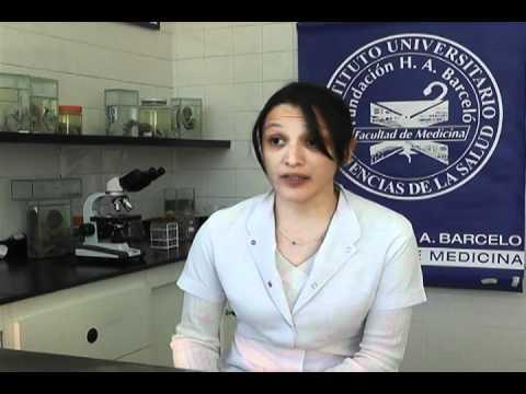 Testimonio Graduada Medicina Sto. Tomé Dra. Nadia Veronica Oviedo Abate