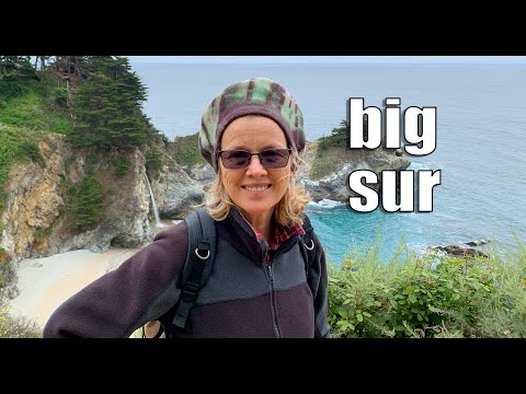 CALIFORNIA COAST | BIG SUR State Park, Big Sur Inn | Camping with Kaye Part 2