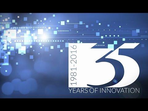 AspenTech 35 Years of Innovation