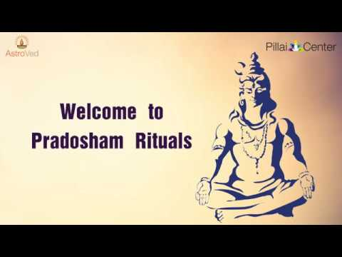 pradosham (Karma-Diffusing 13th Moon Hydration Solution ceremony to Shiva) on Dec 26 - 4.30pm IST