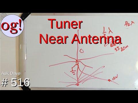 Tuner Near Antenna. (#516)