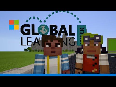 Microsoft Global Learning. Creativity and Critical Thinking during Remote Learning (Kūrybiškumas ir kritinis mąstymas nuotolinio mokymo metu)