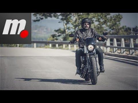 Harley-Davidson Sportster Iron 1200 2018 | Prueba / Test / Review en español