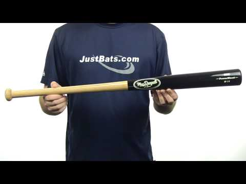MacDougall and Sons PowerWood M-14 Wood BBCOR Bat: M14CB Adult